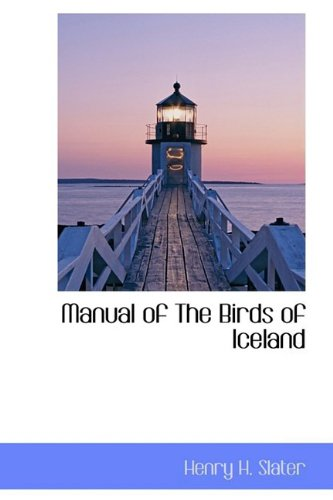 9781110691418: Manual of The Birds of Iceland