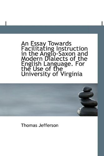 9781110718467: An Essay Towards Facilitating Instruction in the Anglo-Saxon