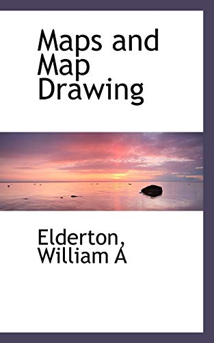 9781110747412: Maps and Map Drawing