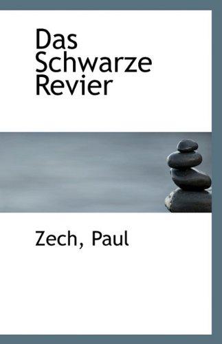 9781110802098: Das Schwarze Revier