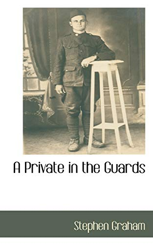 9781110810376: A Private in the Guards