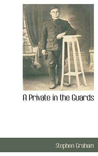 9781110810383: A Private in the Guards