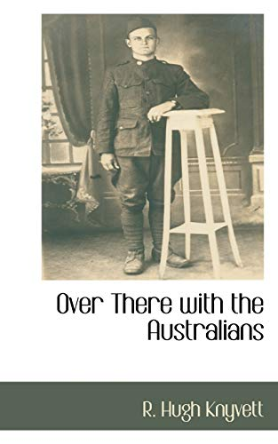 9781110810857: Over There with the Australians