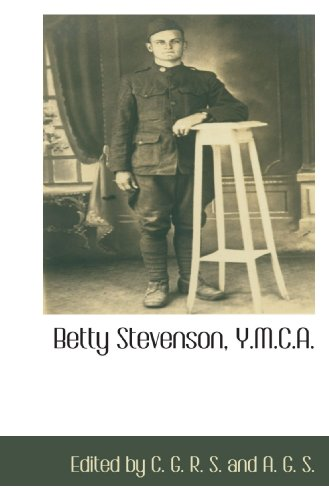 9781110815586: Betty Stevenson, Y.M.C.A.