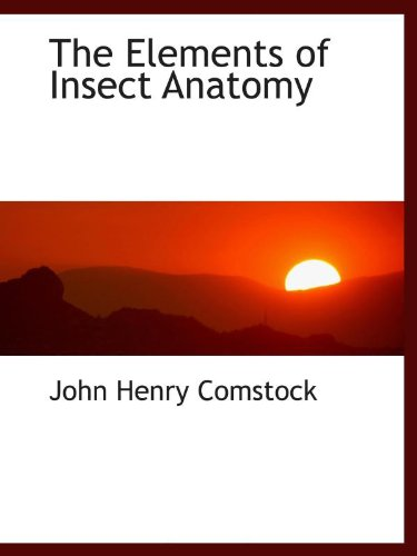 9781110844746: The Elements of Insect Anatomy