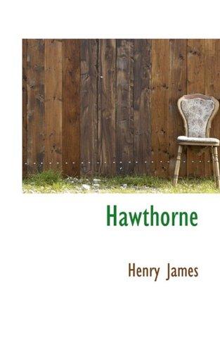 9781110854820: Hawthorne (Bibliolife Reproduction)
