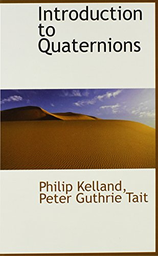 9781110858842: Introduction to Quaternions