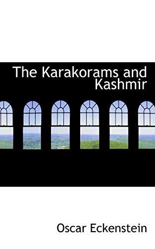 9781110862030: The Karakorams and Kashmir