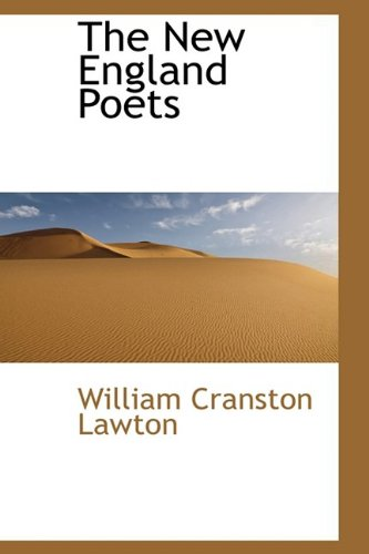 9781110880416: The New England Poets