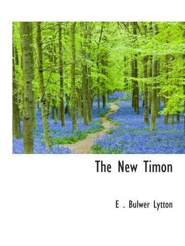 9781110881284: The New Timon