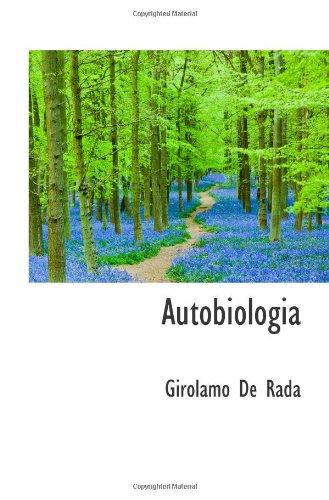 9781110971145: Autobiologia