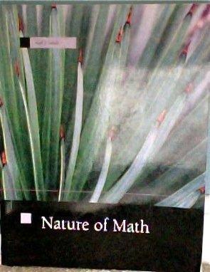 9781111003937: Nature of Math