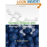 9781111004194: General, Organic, and Biological Chemistry, 5th Edition