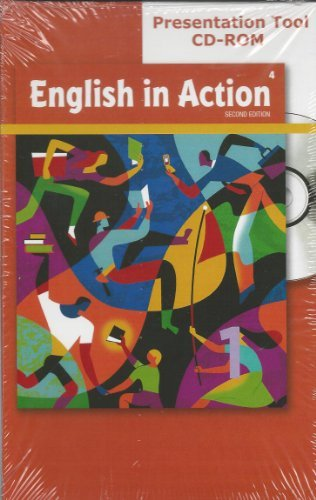 9781111005597: English in Action 4 Presentation Tool