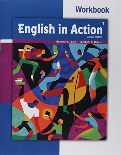 9781111005658: English in Action WB 1 + Workbook Audio CD 1