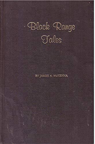 9781111006525: Black Range Tales