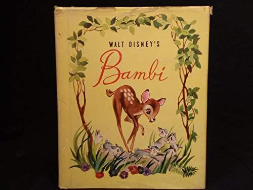 9781111009786: Walt Disney's Bambi.