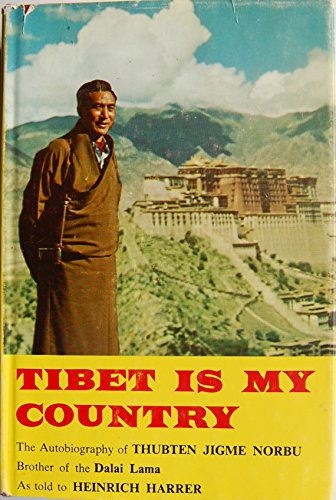 9781111021993: Tibet Is My Country