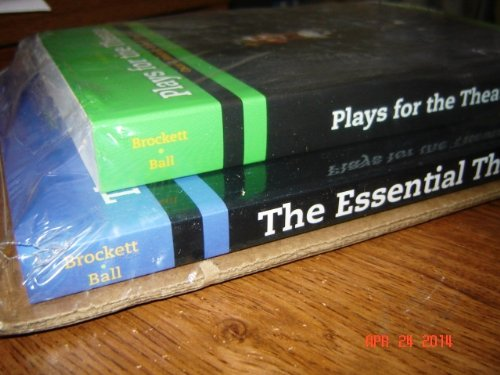 9781111027476: Bundle: The Essential Theatre, 10th + Plays for the Theatre, 10th