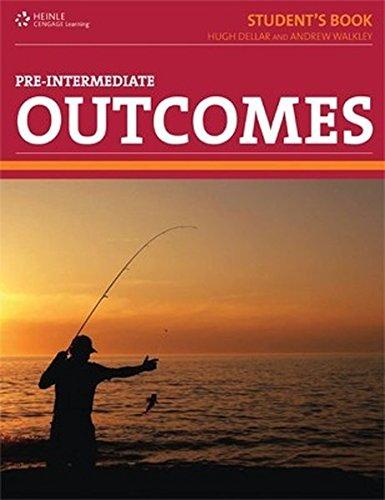 9781111031091: Outcomes. Pre-Intermediate Level. Student's Book