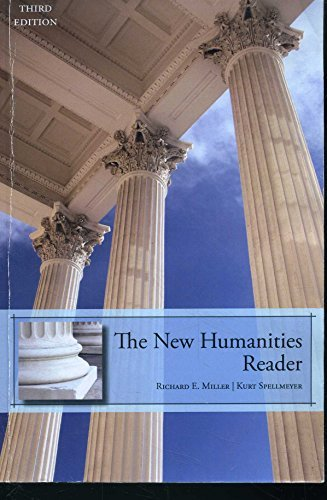 9781111033019: The New Humanities Reader Third Edition