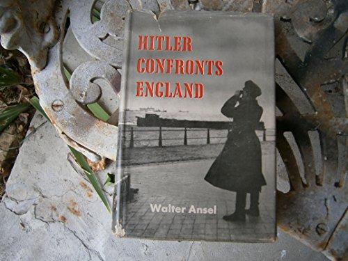 9781111033071: Hitler Confronts England