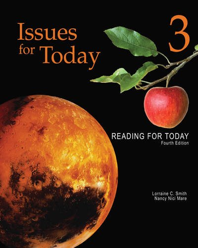 Reading for Today 3: Issues for Today: Lorraine C. Smith,