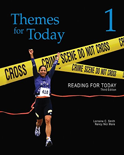 9781111033583: Reading for Today 1: Themes for Today