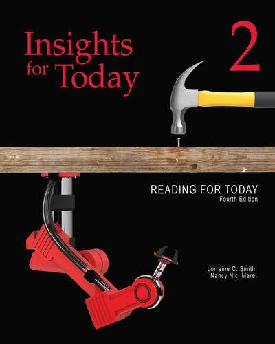 9781111033613: Reading for Today 2: Insights for Today