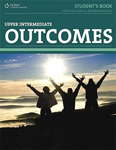 9781111034047: Outcomes. Upper Intermediate Level. Student's Book