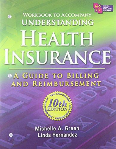 9781111035204: Workbook for Green's Understanding Health Insurance: A Guide to Billing and Reimbursement