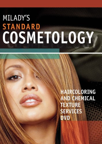 Haircoloring and Chemical Texture Services Supplement DVD Series for Milady's Standard Cosmetology 2008 (9781111036164) by Milady