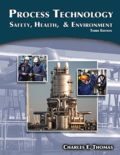 9781111036355: Process Technology: Safety, Health, and Environment