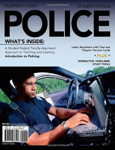 POLICE (with Review Cards and Printed Access: John S. Dempsey,