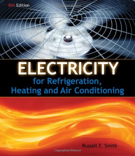 9781111038748: Electricity for Refrigeration, Heating, and Air Conditioning