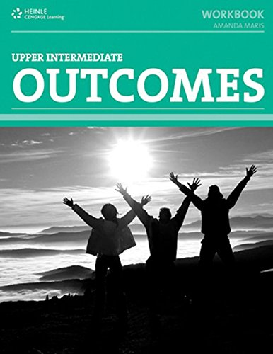 9781111054137: Outcomes. Upper Intermediate Level. Workbook (+ Key+ CD)