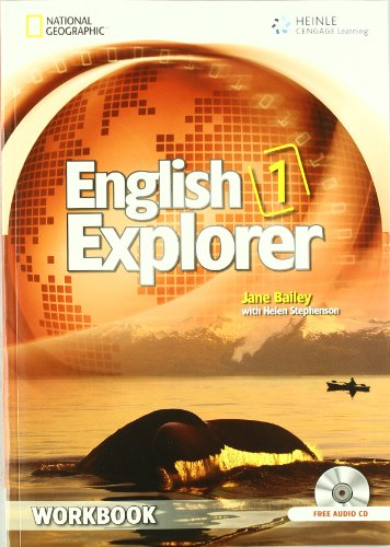 9781111055257: English Explorer 1