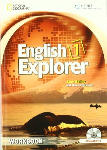 9781111055257: ENG EXPLORER INTERNATIONAL 1 EJER + CDS
