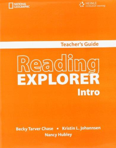 9781111055790: Reading Explorer Intro: Teacher's Guide