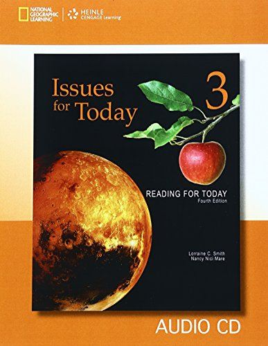 9781111056575: Issues for Today, 4th Edition (Reading for Today 3)