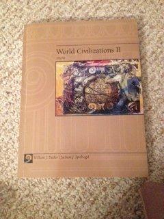 9781111056988: World Civilizations II (HS250)