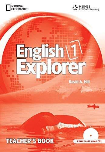 9781111057145: English Explorer Level 1 - Teacher Book with Audio CDs