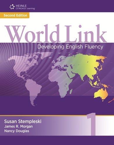 9781111061906: World Link 2e Level 1 Lesson Planner Wit