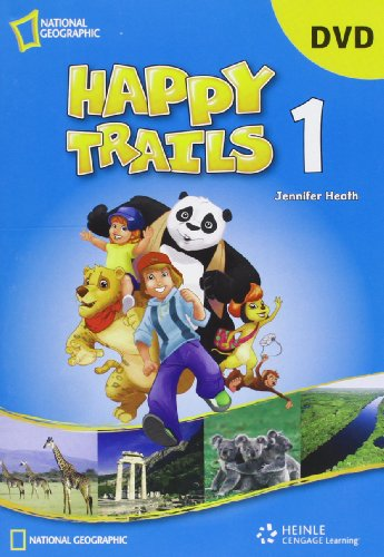 9781111062347: Happy Trails 1 Dvd