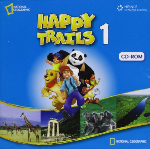 9781111062354: Happy Trails 1 Cd-Rom