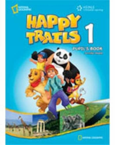 9781111062507: Happy Trails 1 Pupils Book + Key