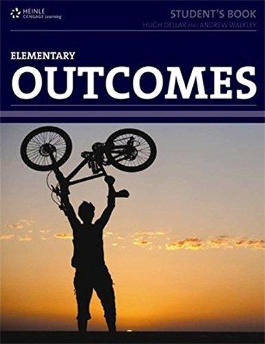9781111071295: Outcomes. Elementary. Student's book. Con espansione online. Per le Scuole superiori: 1