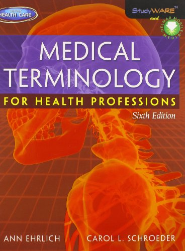 9781111079253: Bundle: Medical Terminology For Health Professions, 6e + Course360 Medical Terminology Printed Access Card