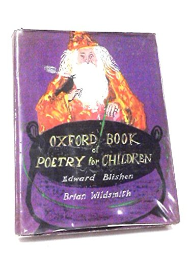 9781111083991: Oxford Book Of Poetry For Children