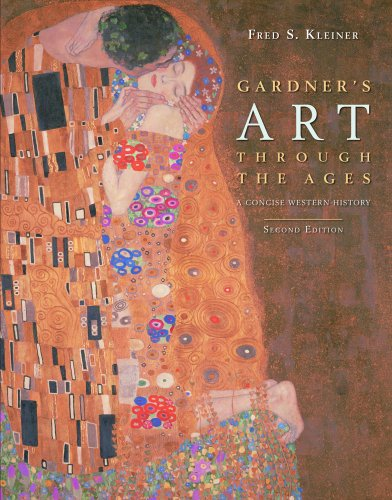 Bundle: Gardner's Art through the Ages: A Concise History of Western Art (with Online ArtStudy eBook Printed Access Card and Timeline), 2nd + WebTutor(TM) on WebCT(TM) Printed Access Card (1111114560) by Kleiner, Fred S.